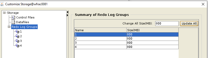Machine generated alternative text: Customize